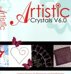 Janome Artistic Crystals for Rhinestones and Embellishment