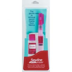 Sewline Aqua Eraser for Fabric Pens