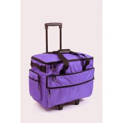 Bluefig Sewing Machine Trolley in Purple TB19