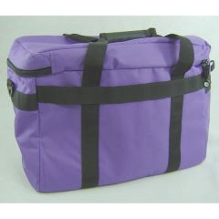Bluefig Sewing Project Bag in Purple