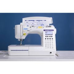 Juki HZL F400 Exceed Sewing Machine