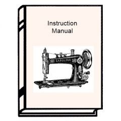 Free Brother 2340CV Coverstitch Machine Instruction Manual