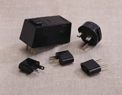 Jiffy Voltage Travel Converter and Adaptor Plugs
