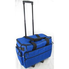 Bluefig Sewing Machine Trolley In Cobalt Blue TB19
