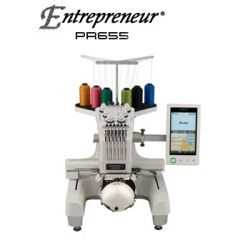Brother PR655 Entrepreneur Commercial Embroidery Machine
