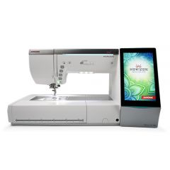 Janome MC15000 V2 Sewing Embroidery Machine