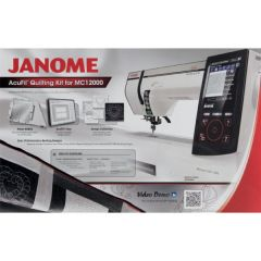 Janome Acufil Quilting Kit for MC12000