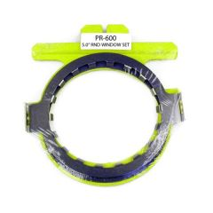 Hoop Tech 5 Inch Round Window Set for PR600-1 Clamping System