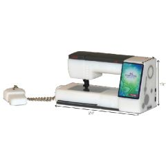 Janome MC15000 Embroidery Machine 2GB USB Stick
