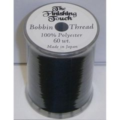 The Finishing Touch Embroidery Bobbin Thread 60 wt. in Black