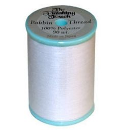 The Finishing Touch Embroidery Bobbin Thread 90 wt