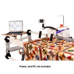 Grace Quiltmotion Computer Automated Quilting System