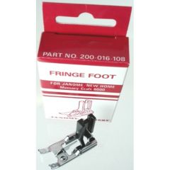 Janome Fringe foot for High Shank Memory Craft