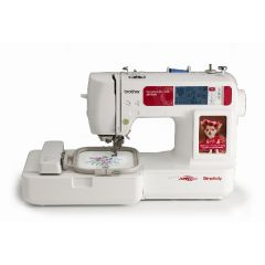 Simplicity by Brother SB7500 Sewing and Embroidery Machine