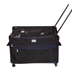 """TUTTO 24"""" Sewing and Embroidery Machine Trolley in Black"""