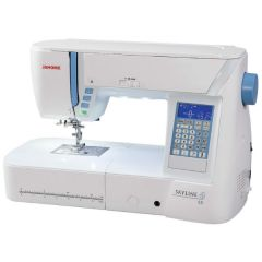 Janome Skyline S5 Sewing Machine Refurbished