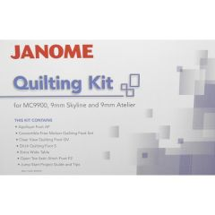 Janome Quilting Accessory Kit for 9mm Sewing Machines