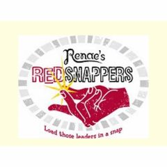 Renae's Red Snappers for Quilting Frames