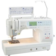 Janome MC6600 Sewing Machine Factory Refurbished
