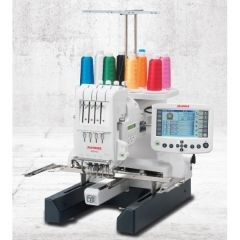 Janome MB-4s Commercial Embroidery Machine Refurbished