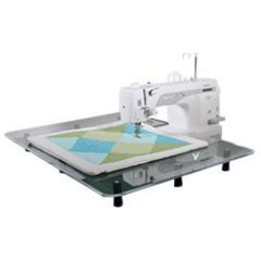 Dreamworld Giant Quilting Table for Janome 1600P-QC