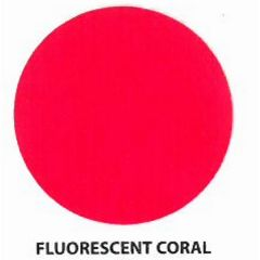 Siser EasyWeed Fluorescent Coral Heat Transfer Vinyl 84