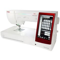 Janome Horizon Memory Craft 14000 Sewing and Embroidery Machine