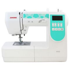 Janome 6100 Computerized Sewing Machine Preowned