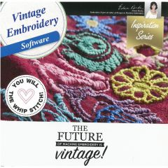 DIME Designs in Machine Embroidery #104  Vintage Embroidery Software
