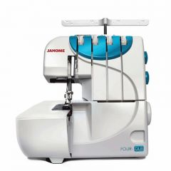 Janome Four DLB Serger Overlock Machine