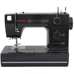 Janome HD1000-BE Heavy Duty Black Edition Sewing Machine