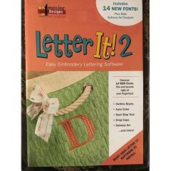 Amazing Designs Letter It 2 UPGRADE