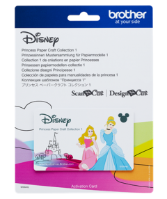 Disney Princess Pattern Collection #1