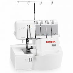 Bernina L450 Serger Overlock Machine