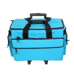 Bluefig Sewing Machine Trolley In Aqua TB19