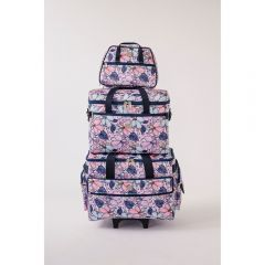 Bluefig Maisy Quilter Essential Trolley Set Combo TB19 MCB18 Sachel