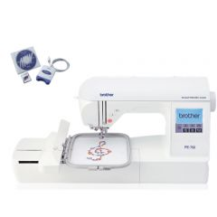 Brother PE700 Embroidery Machine with PED Basic Software