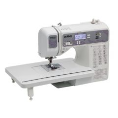 Brother SM8270 Computerized 160 Stitch Sewing Machine with Quilt Table