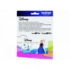 Brother ScanNCut Frozen Home Deco Pattern Collection 1