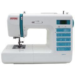 Janome DC2013 Computerized Sewing Machine with Bonus Kit