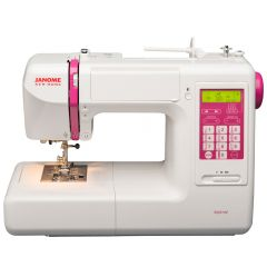 Janome DC5100 Computerized Sewing Machine with Free Bonus Offer