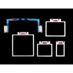Durkee Embroidery EZ Frames Kick Start Frame Combo For Brother PR 6 and 10 Needle Machines