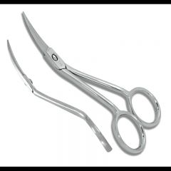 Famore 4.5 inch Mini Double Curved Embroidery Scissor