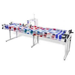 Grace Qnique 19 Longarm Quilting Machine with Continuum King Frame Combo
