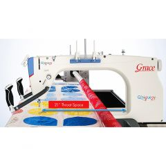 Grace Qnique 21 Inch Quilting Machine