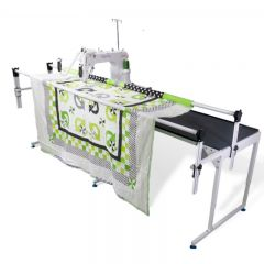 Grace Company Qnique 15R Longarm with Q-Zone Quilting Frame Refurbished