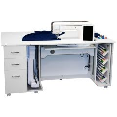 Horn of America 8080 Sewing Cabinet for Brother Luminaire