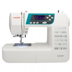 Janome 3160QDC-B Quilters Decor Computer Sewing Machine Refurbished