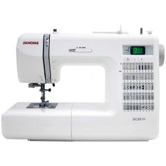 Janome DC2019 Computerized Sewing Machine Refurbished