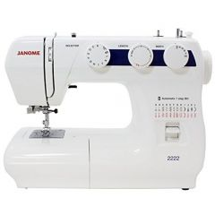 Janome 2222 Sewing Machine Factory Refurbished